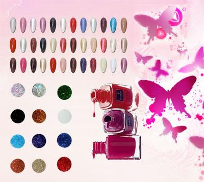Дизайн ногтей: цвет имеет значение