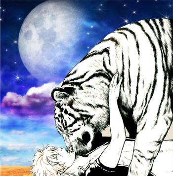Белый тигр - символ нового 2010 года
