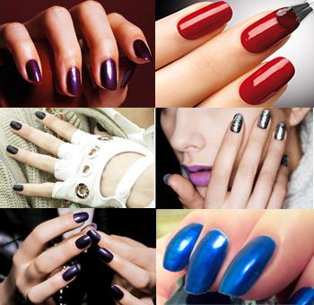 Модные ногти 2010