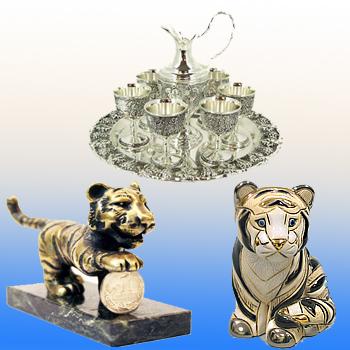 Дизайн интерьера в год белого тигра