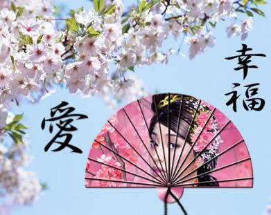 Японские мотивы в дизайне