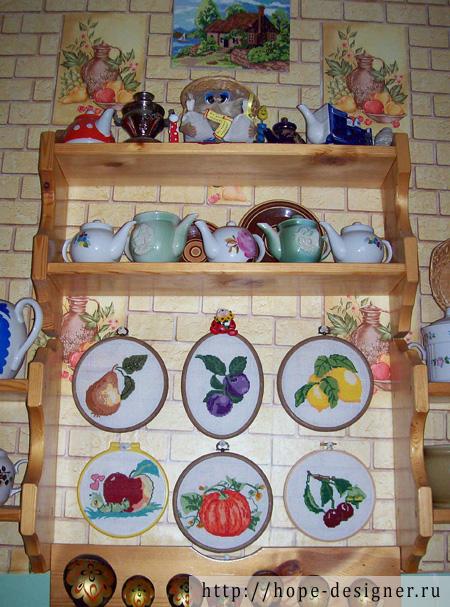 Кантри кухня моей мамы