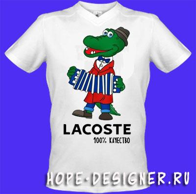 Дизайн прикольных футболок