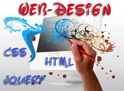 Web-design & CSS & Javascript