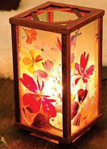 Красивый светильник для интерьера