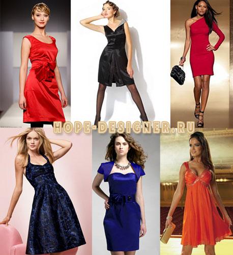 Платье на новый год 2011
