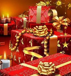 Новогодний конкурс 2011 - Лучший подарок от Деда Мороза