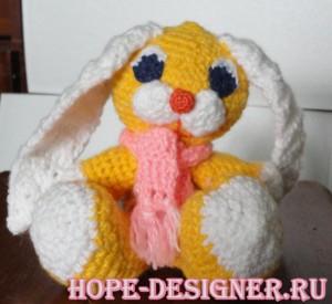 Жёлтый кролик