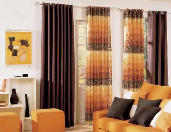 Красивые шторы в дизайне интерьера