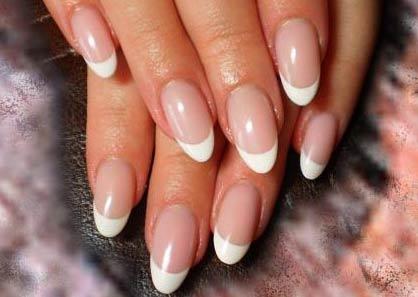 Женственные ногти