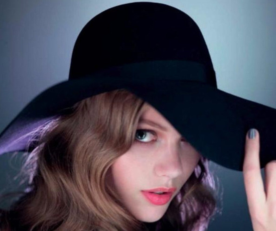 Модные шляпки 2011 романтика