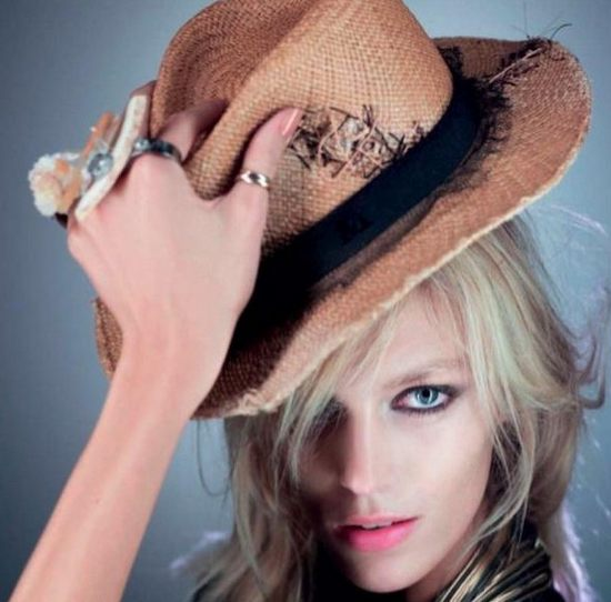 Модные шляпки 2011