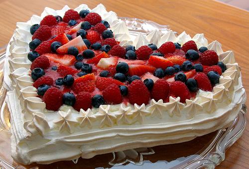 Сладенькое на десерт
