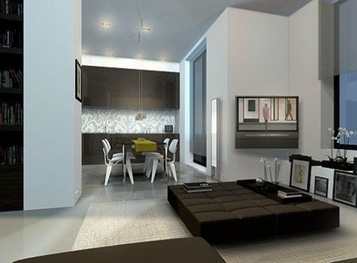Дизайн квартиры от Дмитрия Логинова