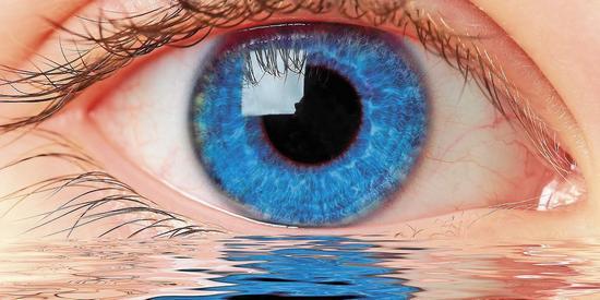 Чем промыть глаза в домашних условиях человеку