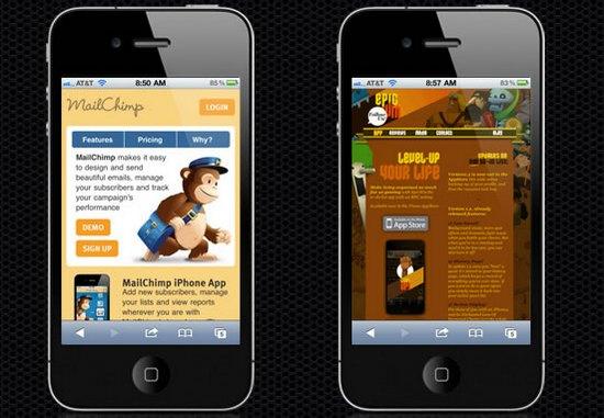 Web-дизайн адаптация под мобильные устройства