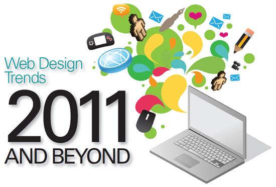 Web-дизайн 2011: основные тренды и направления