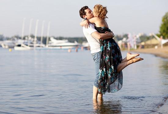 Love-story на море