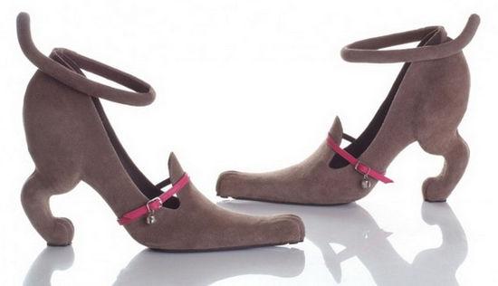 Туфли-собачки от Коби Леви