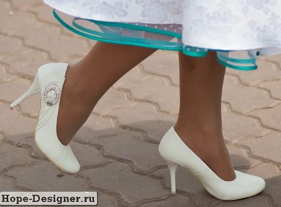 Мои свадебные туфельки