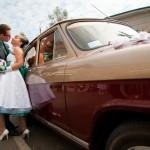 Автомобиль невесты