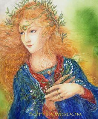 София, мать мудрости