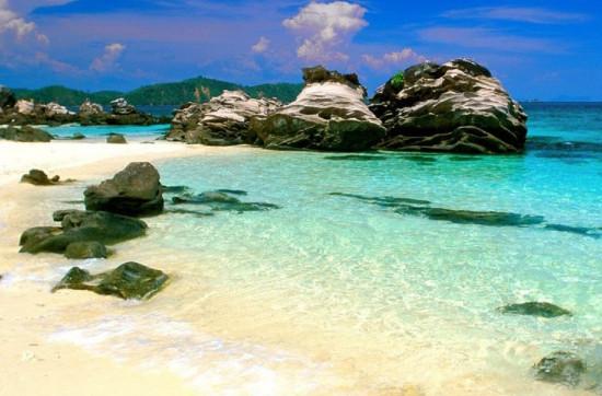 Новый год 2012 в Таиланде