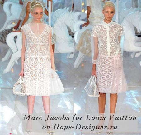 Marc Jacobs for Louis Vuitton 2012
