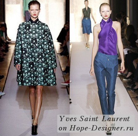 Yves-Saint-Laurent 2012