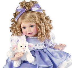 Хороший подарок - кукла