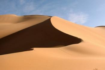 Африканская пустыня Сахара