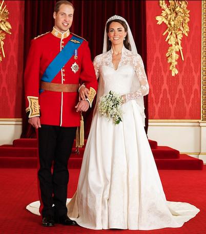 Элегантное и шикарное платье герцогини Кембриджской
