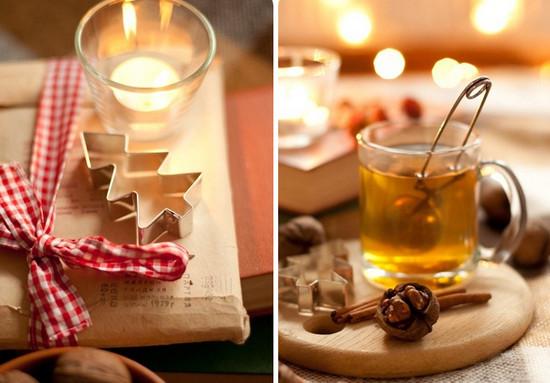 Новогодняя атмосфера от Даши Минаевой