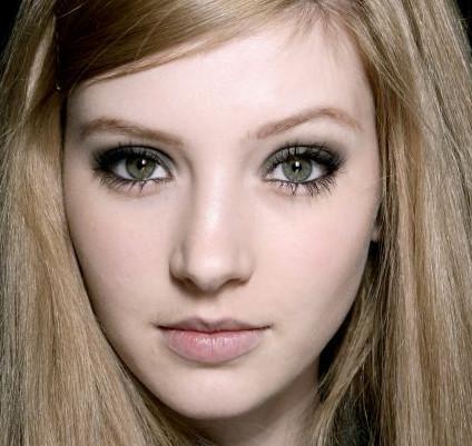 Акцент в макияже на глазах