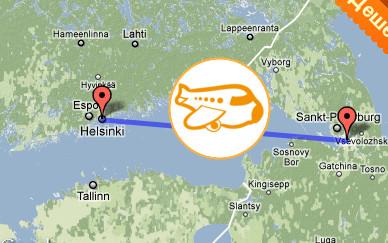 Скандинавия маршрутки спб хельсинки