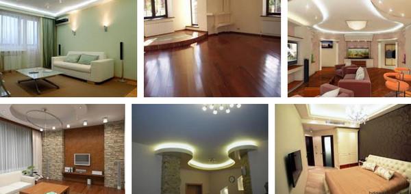 Профессиональный ремонт и дизайн интерьеров
