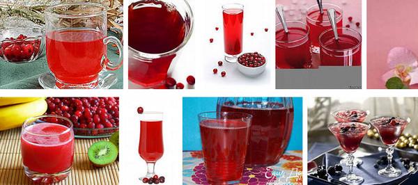 Клюквенный напиток для иммунитета