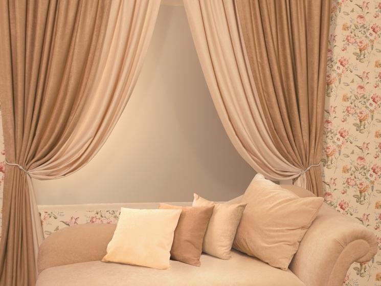 Модные шторы по индивидуальному дизайну