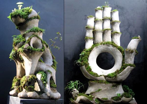 фигуры из бетона